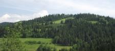 07 Widok na górną stację narciarską na Maciejowej